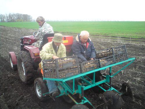 Приспособление для трактора своими руками