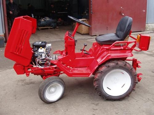 Трактора на авито в омской области - 1