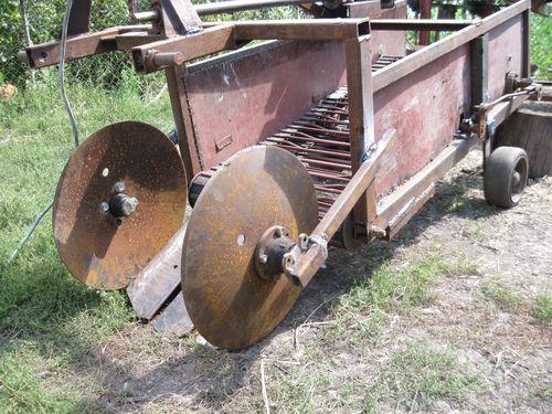 Картофелекопалка транспортерная на минитрактор своими руками 544