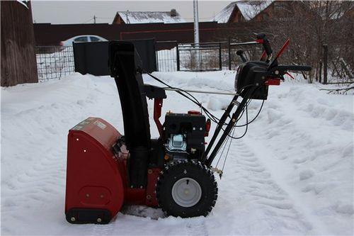 Выбираем снегоуборщик Craftsman