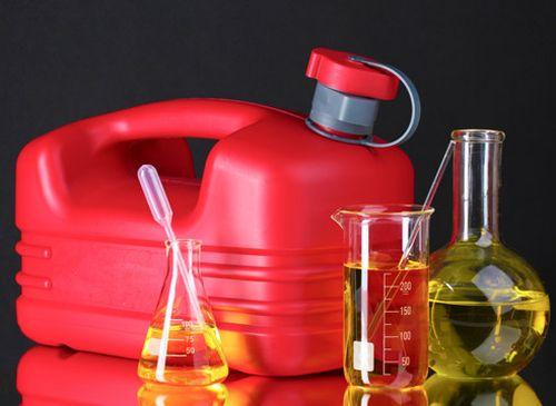 В какой пропорции смешивать бензин с маслом для бензопилы