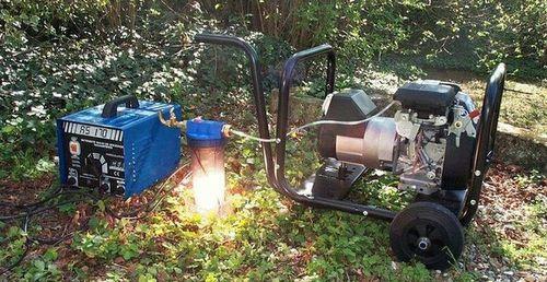 Выбираем водородный генератор
